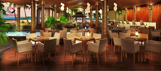 Thiết kế Resort đẹp 06 - Kiến trúc Resort