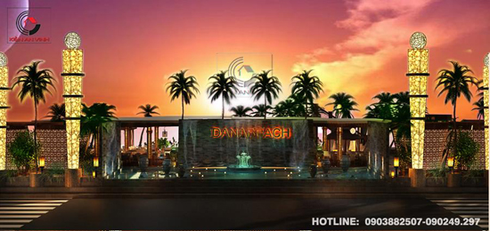 Thiết kế Resort đẹp - Kiến trúc Resort