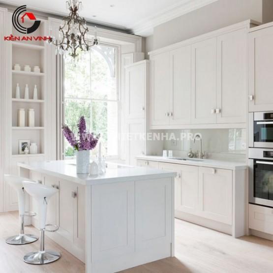 Thiết kế nội thất nhà bếp 1