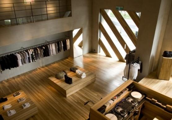 Thiết kế showroom 1
