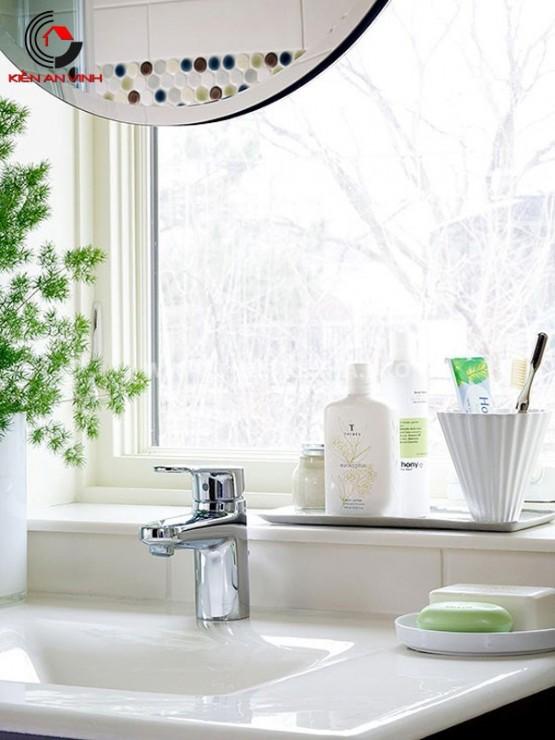 thiết kế nội thất phòng tắm nhỏ 3