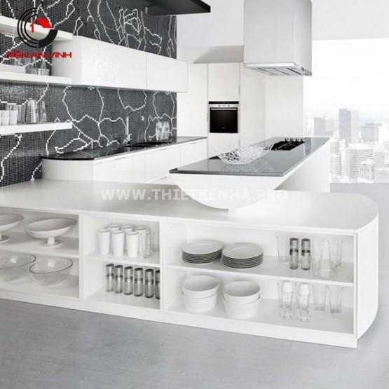 Thiết kế nội thất nhà bếp 2