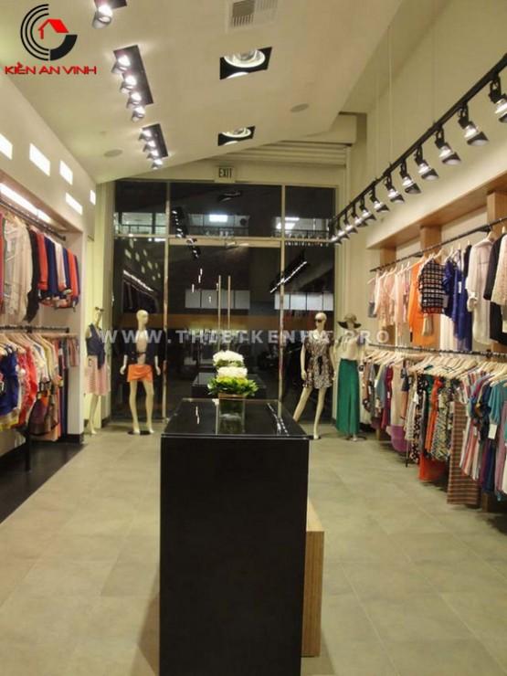 thiết kế shop thời trang 5
