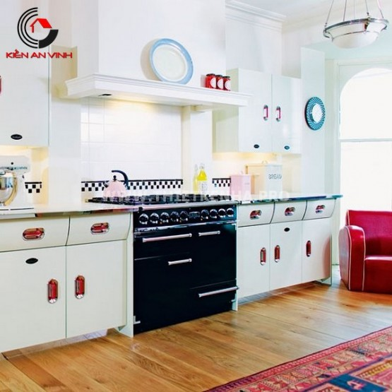Thiết kế nội thất nhà bếp 4