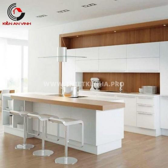 Thiết kế nội thất nhà bếp 9