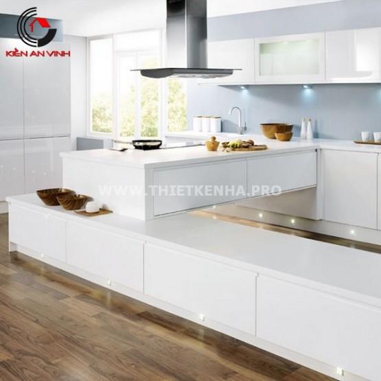 Thiết kế nội thất nhà bếp 7