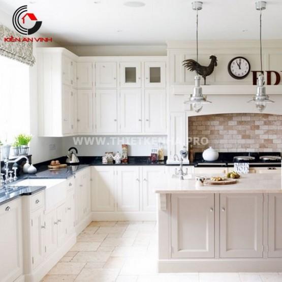 Thiết kế nội thất nhà bếp 10