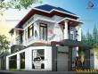 Thiết kế Villa 2 tầng đẹp sang trọng nhất tại Quận 12