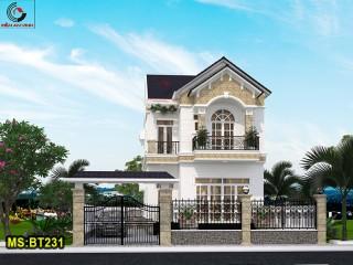 Biệt thự 2 tầng đẹp tại Đồng Nai