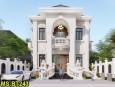 Biệt thự 2 tầng tân cổ điển đẹp tại Tây Ninh