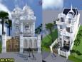 Mẫu biệt thự bán cổ điển 3 tầng Bình Tân