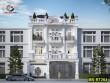 Mẫu biệt thự bán cố điển đẹp 3 tầng tại Bình Tân