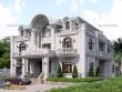 Dinh biệt thự 2 tầng đẹp tại Sóc Trăng