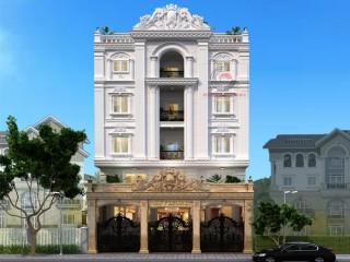 Mẫu thiết kế khách sạn đẹp 3 tầng