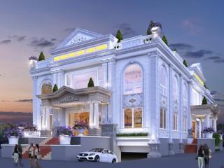 Thiết kế nhà hàng đẹp Tại Long Thành