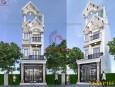 Mẫu thiết kế nhà phố 3 tầng 1 tum đẹp hiện nay