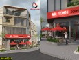 Nhà phố kết hợp kinh doanh cafe tại Phú Nhuận