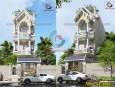 Thiết kế nhà Phố 3 tầng đẹp tại Tân Bình