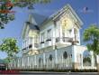 Thiết kế biệt thự 1 tầng đẹp bán cổ điển tại Vũng Tàu