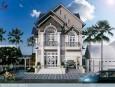 Mẫu biệt thự 2 tầng tuyệt đẹp ở Đồng Nai