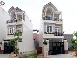 Thi công xây dựng nhà phố đẹp ở Tân Bình
