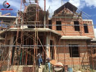 Thiết kế - thi công biệt thự tại Đồng Nai