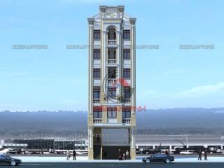 Mẫu khách sạn đẹp bán cổ điển tại Vũng Tàu