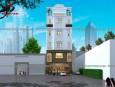 Mẫu thiết kế khách sạn kết hợp nhà cho thuê tuyệt đẹp năm 2017