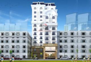 Mẫu khách sạn đẹp 3 sao tại Đồng Nai