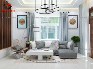 Những thiết kế phòng khách đẹp cho biệt thự