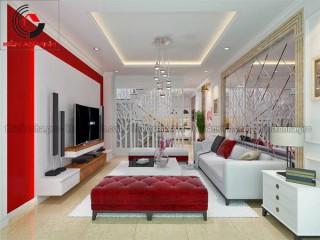 Mẫu thiết kế phòng khách đẹp của năm 2016