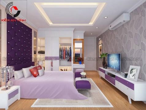 Xu thế mẫu thiết kế nội thất phòng ngủ đẹp trong năm 2016