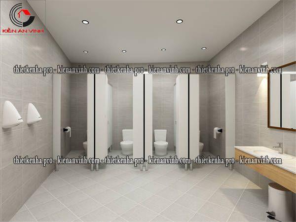 khu vệ sinh nữ