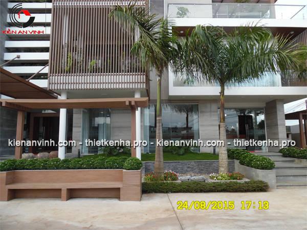 Xây dựng cải tạo nhà ở kết hợp văn phòng