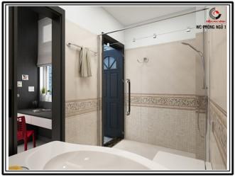 Mẫu Thiết Kế Phòng Tắm Nhỏ Đẹp