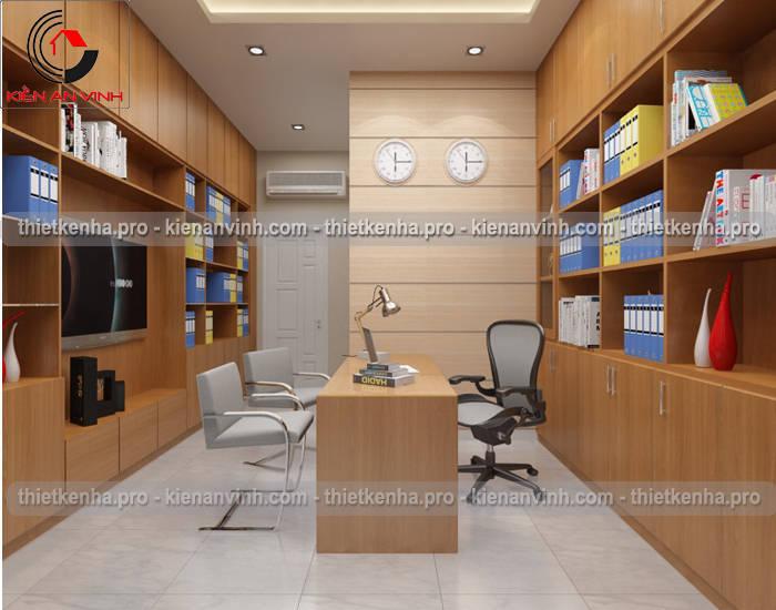 nội thất phòng quản lý