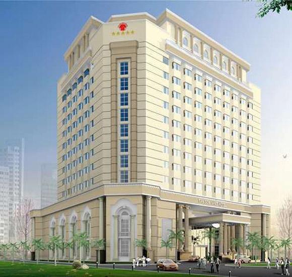 10 Mẫu thiết kế khách sạn đẹp