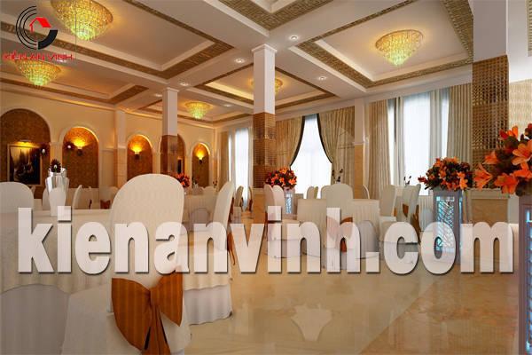 cải tạo nhà hàng tiệc cưới
