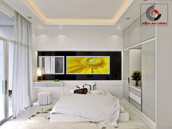 phòng ngủ nhà 2 mặt tiền đẹp 01