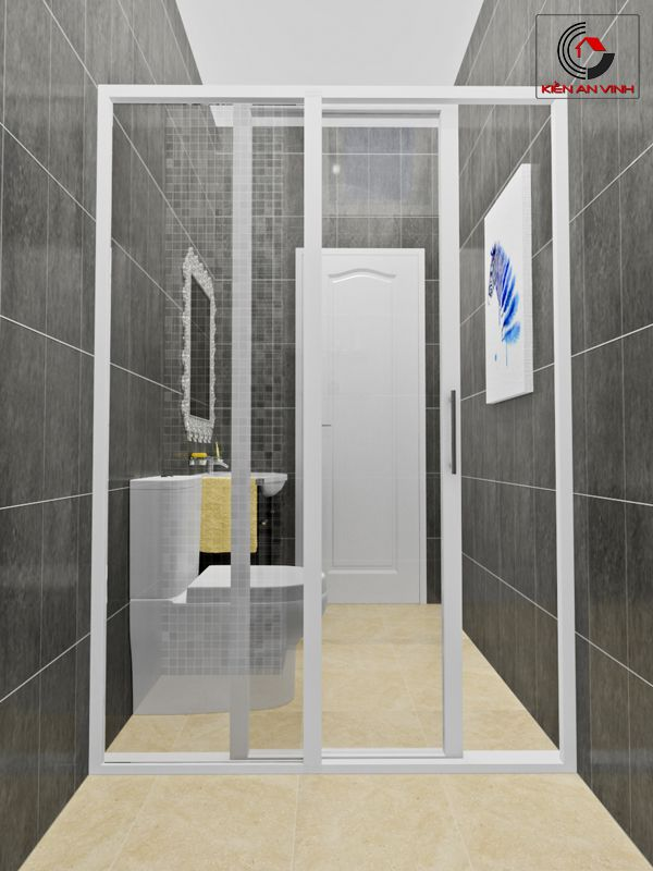 phòng tắm nhà 2 mặt tiền đẹp 01