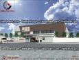 Thiết kế nhà xưởng sản xuất Mặt Trời Đỏ KCN Hiệp Phước
