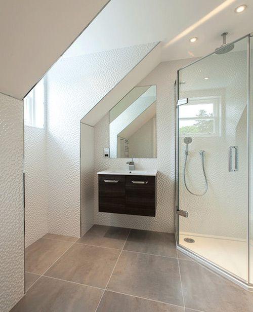 Chiêu hay xử lý phòng tắm nhỏ , méo mó 2