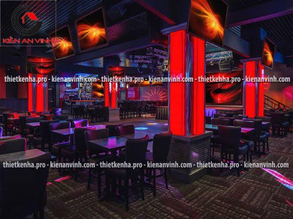 Mẫu Thiết Kế Quán Bar