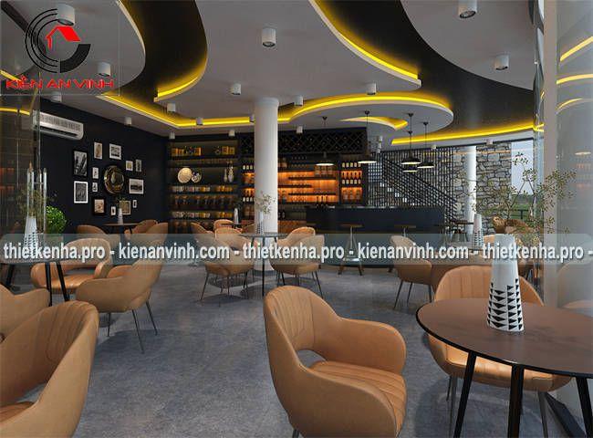 Tư vấn thiết kế quán cafe đẹp