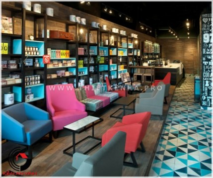 thiet-ke-cafe-theo-phong-cach-color-block