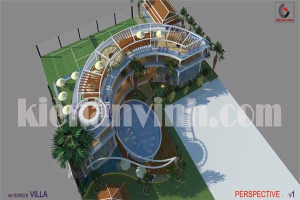 thiết kế resort mini