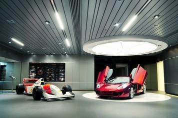 Showroom của các hãng siêu xe