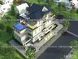 Mẫu thiết kế biệt thự 3 tầng đẹp tại Cà Mau