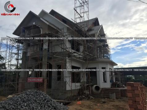 Công ty thi công biệt thự 1 tầng đẹp tại Đồng Nai