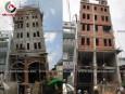 Công trình thi công khách sạn đẹp bán cổ điển 6 tầng